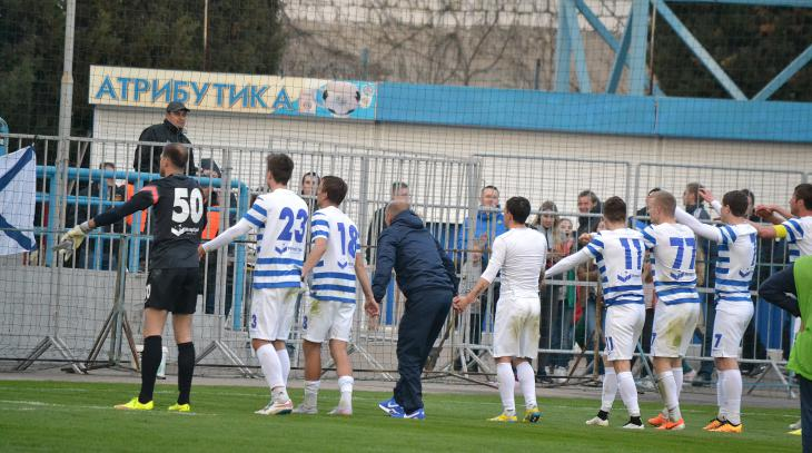 ПЛ КФС. 16-й тур. Севастополь - Кафа