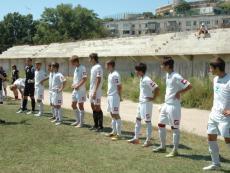 25.06.2011 ТМ. Спарта - Севастополь U-17