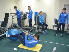 Игроки ФК «Севастополь» вышли из отпуска и приступили к тренировкам