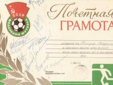 Владимир Иванович Файфор. Футбол – увлекательный мир!