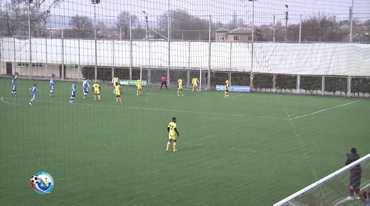 Открытый зимний Кубок КФС. Севастополь – FC Yaounde II Academy