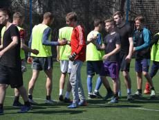 Ни дня без футбола! Турнир по мини-футболу «Легенды Дворов»