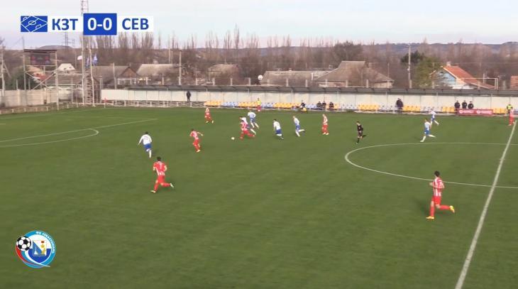 Кубок КФС. 1/4 финала. Кызылташ - Севастополь