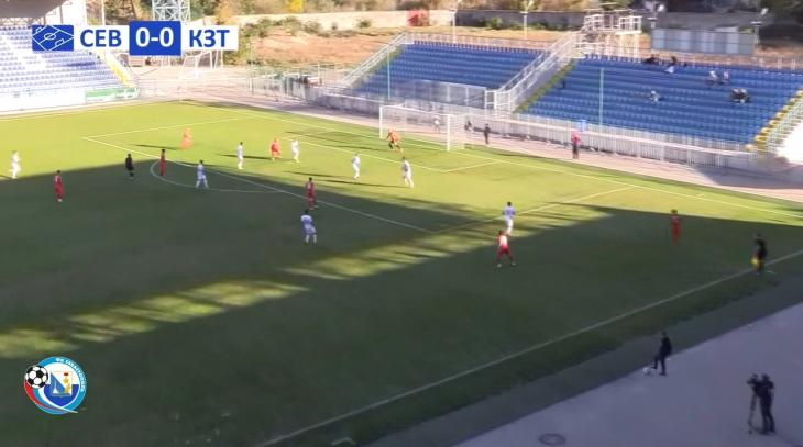 ПЛ КФС. 9-й тур. Севастополь - Кызылташ