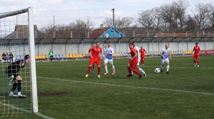 ПЛ КФС. 16-й тур. Кызылташ - Севастополь