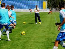 Стыковой матч. U-17. Севастополь - Шахтер (Донецк)