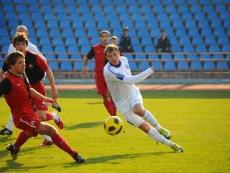 26.03.2011 Севастополь - Заря Луганск