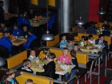 Новогодний праздничный обед ФК «Севастополь». Традиция живет!