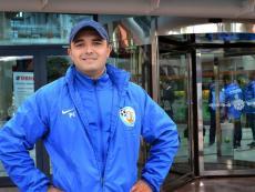 Турция-2013. Часть вторая. Первый контрольный матч. Сухой «Салют» под дождем