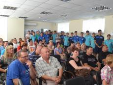 ФК «Севастополь-СДЮШОР-5» 1997 года рождения. С праздником, выпускники!
