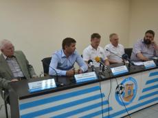 В Севастополе прошло заседание Крымской футбольной организации