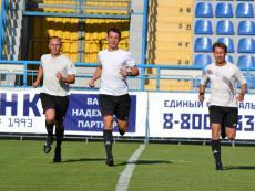 «Камо» – обладатель суперкубка Севастополя по футболу 2015 года