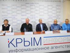 24/10/2015 Пресс-конференция ветеранов футбола