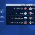 ФК «Севастополь» стартует в чемпионате домашним поединком с «Евпаторией»