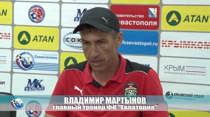 Владимир Мартынов