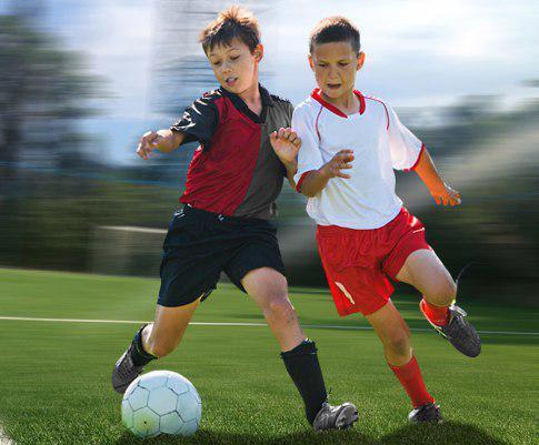 Ваш ребёнок хочет заниматься футболом? Тогда вам к нам!