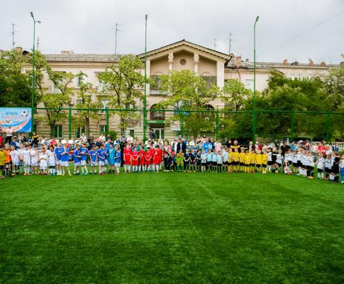 Юные футболисты ФК «Севастополь» 2009 г.р. стали призерами открытого «Кубка Победы»